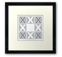 Design 272 Framed Print