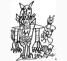 Catbot Mech by Roo8rz Unisex T-Shirt