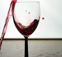 Wine on me by Teresa Williams