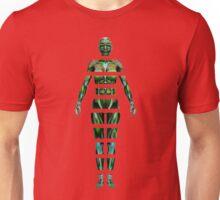 Sliced Anatomy Female Unisex T-Shirt