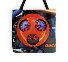 Ducati Monster Dry Clutch Tote Bag