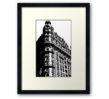 Intricacy Framed Print