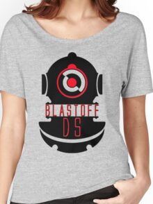 BLAST OFF Women's Relaxed Fit T-Shirt