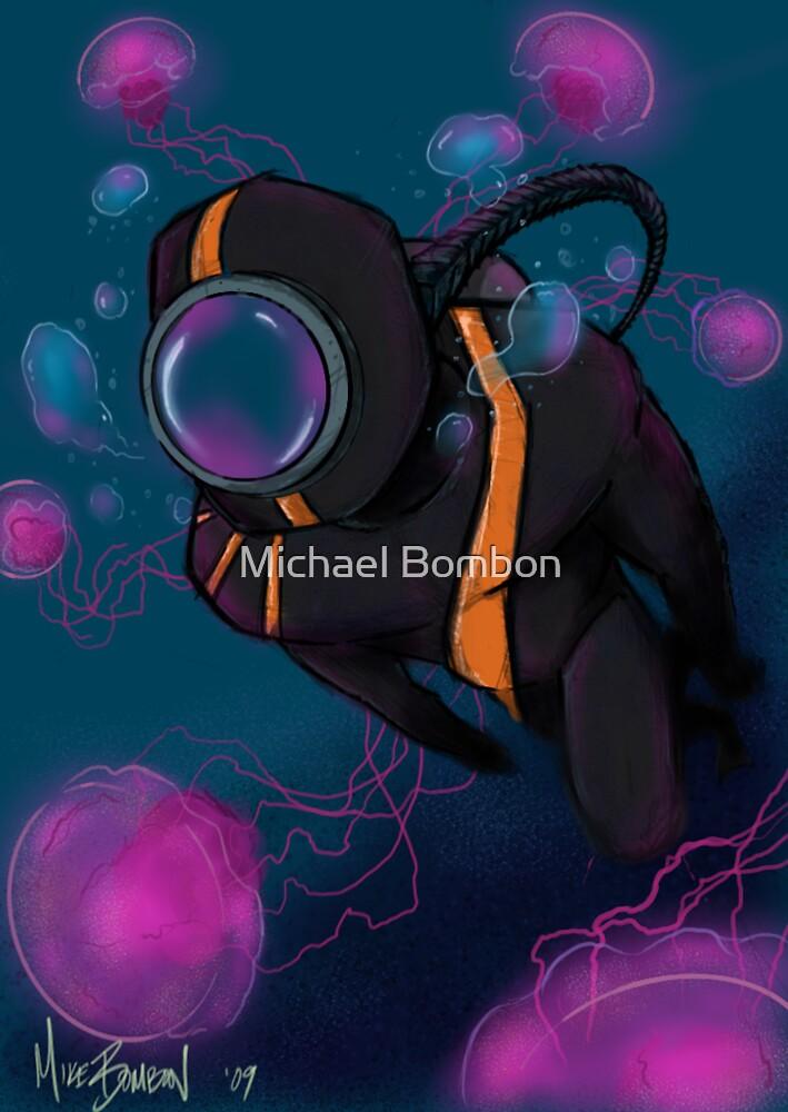 Night Dive by Michael Bombon