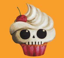 Delicious Skull Cupcake T-Shirt