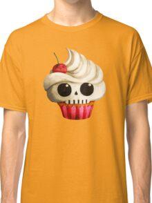 Delicious Skull Cupcake Classic T-Shirt