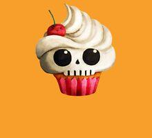 Delicious Skull Cupcake Unisex T-Shirt