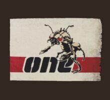 ONE mighty ant by Satta van Daal