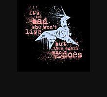 Blade Runner Sci Fi Science Fiction Ridley Scott Harrison Ford Unicorn Origami  Unisex T-Shirt