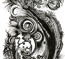 #92 Doodle by Danielle J. Scott (Smith)