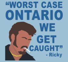 Worst Case Ontario Boys by CarryOnWayward