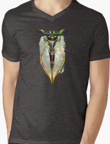 In Wildness Mens V-Neck T-Shirt