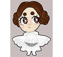 Star Wars || Princess Leah Photographic Print