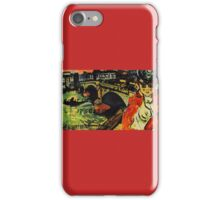 Three Words I've learned  iPhone Case/Skin