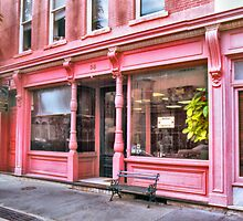 Pink Cafe by Jay Gross