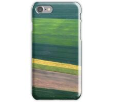 Aerial Abstract iPhone Case/Skin