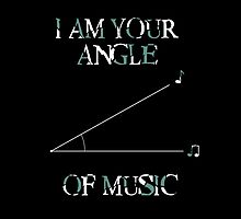 Angle of Music by Adrienfitzwater