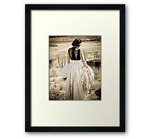 Leave Framed Print