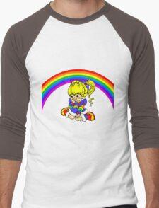 Brite Men's Baseball ¾ T-Shirt