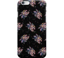 Crayon Plantain Pattern(small) iPhone Case/Skin