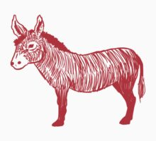 Squoggly Donkey by Arkani