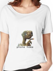 Phone Home Women's Relaxed Fit T-Shirt
