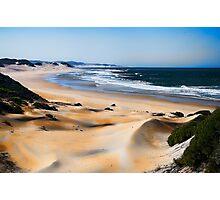Dune Shades Photographic Print