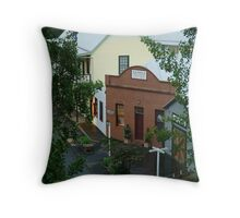 Main Road,Walhalla,Gippsland Throw Pillow