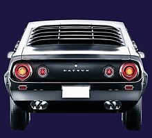Datsun 240K by jacqs