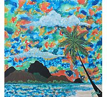 """Paradise View"" Photographic Print"