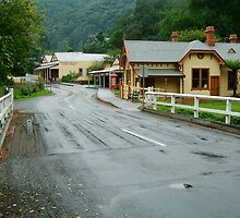 Walhalla Gippsland by Joe Mortelliti