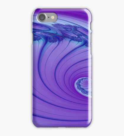 RIDING THE WAVE iPhone Case/Skin