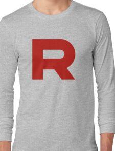 Rocket Grunt Uniform Long Sleeve T-Shirt