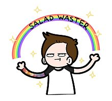 Salad Waster by Sparkle517225