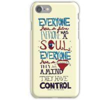 AJJ Hand Drawn Typography iPhone Case/Skin