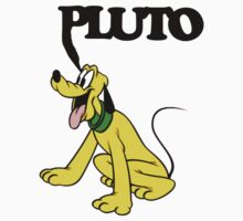 pluto  by Tinms