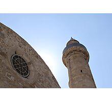 Minaret Photographic Print