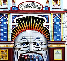 Luna Park 3 by Esther Frieda