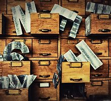 Filing System by Caitlyn Grasso