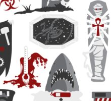 How to Kill Monsters Sticker