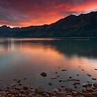 Glenorchy Sunset by fotoWerner