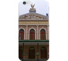 Opera House, Ljubljana, Slovenia iPhone Case/Skin