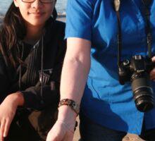 Cathie (photographer) & Ahn Sticker