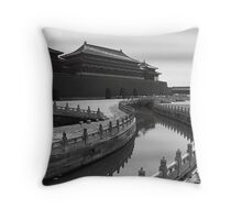 Tiananmen Gate - Forbidden City - Beijing Throw Pillow