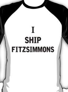 I Ship Fitzsimmons T-Shirt