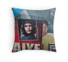 che in india: the case of kerala state Throw Pillow