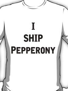 I Ship Pepperony T-Shirt