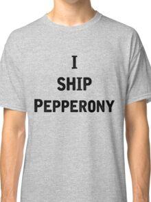 I Ship Pepperony Classic T-Shirt