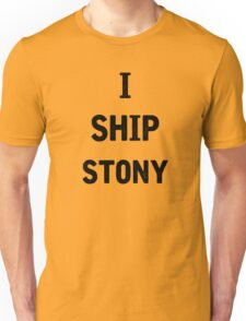 I Ship Stony Unisex T-Shirt