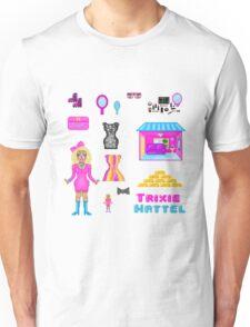 Pixel Trixie Mattel Unisex T-Shirt